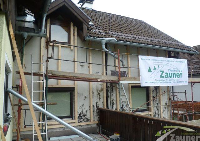 Sanierung altes Haus Sanierungsscheck